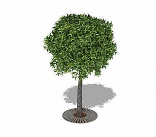ხის დამცავი (დეკორატიული) 1