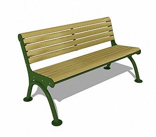 საპარკე სკამი 5