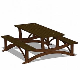 საპარკე სკამი 1